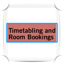 Link to Timetable and Room Booking