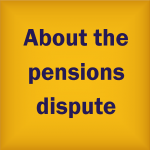 about the pensions dispute