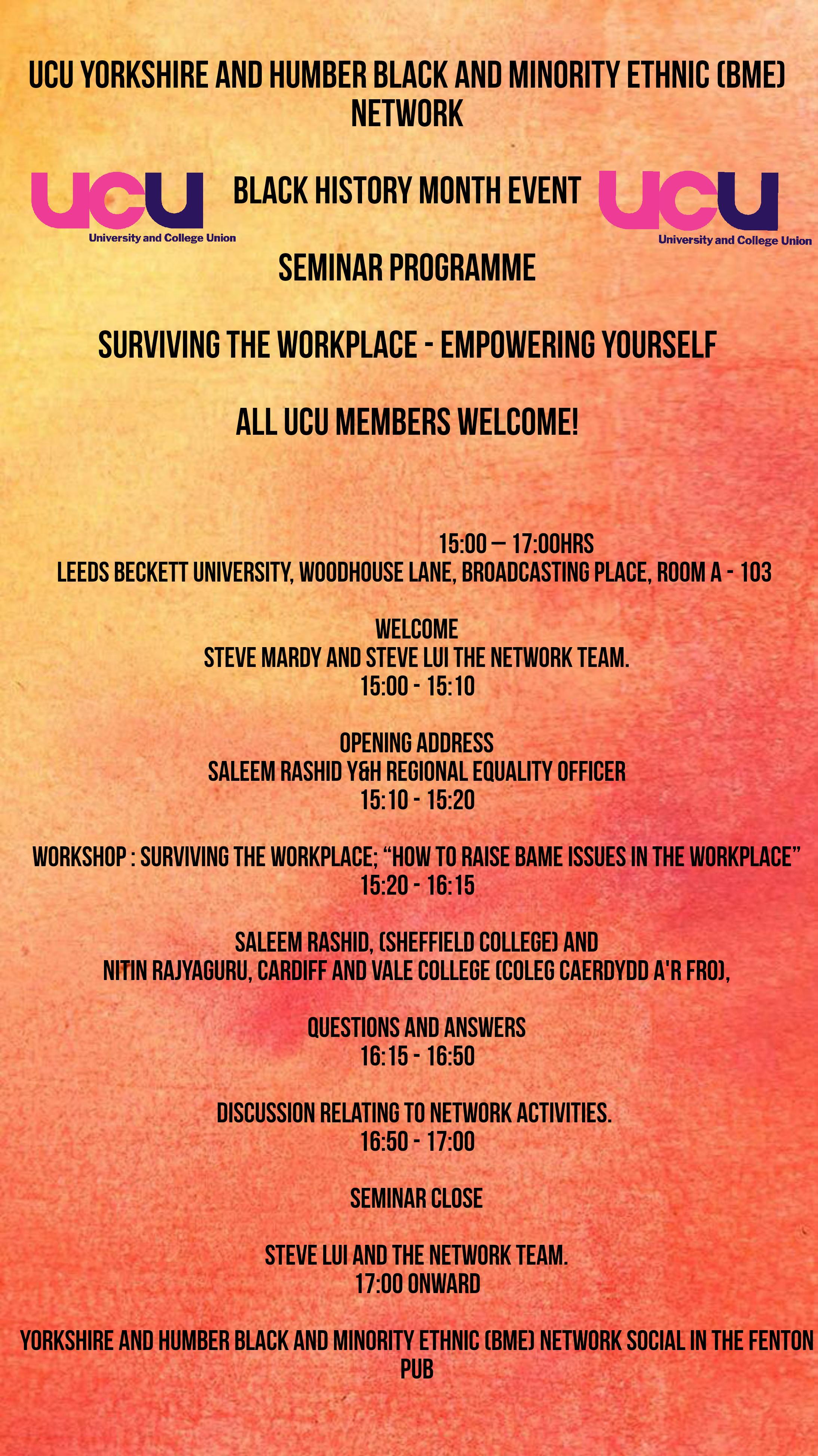 seminar programme in image format