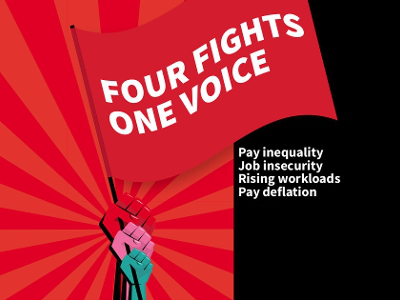 four fights one voice